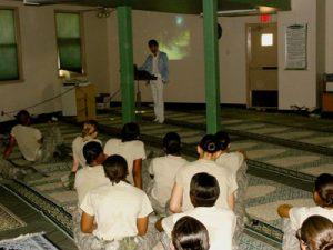 Promoting Islam at Lackland Air Force Base