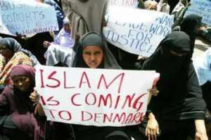islam iscoming to denmark