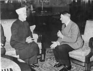 GrandMufti and Hitler