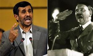 "Mahmoud Ahmadinejad is today's ""Hitler"""