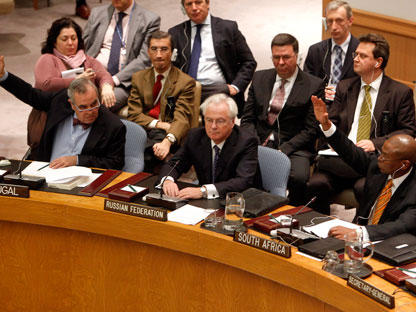 Why Did Russia and China Veto UN Resolution on Syria?