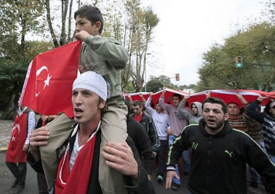 EU Verdict: the Turks Are Coming!