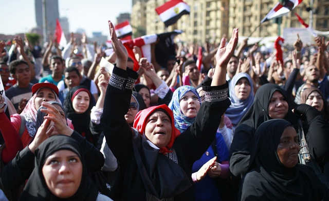 Egyptians are as polarized today as they were under Mubarak