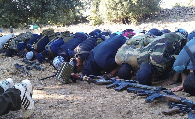 Salafists Vow to Fight Until There Is 'Islamic State in Syria'