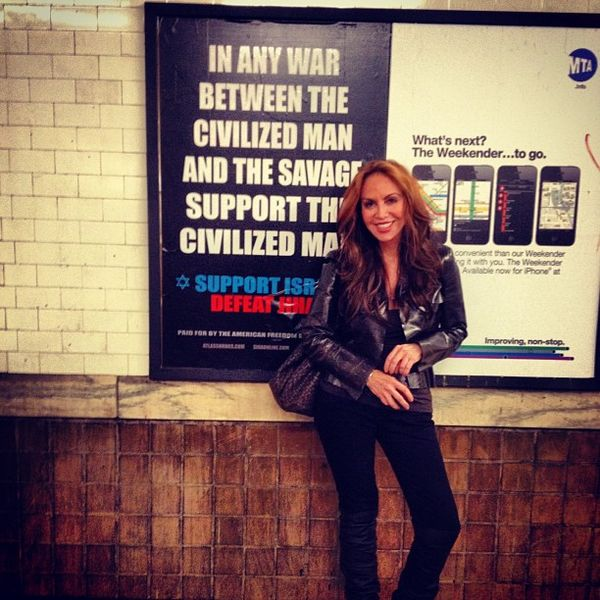 Arutz Sheva Speaks to Pamela Geller