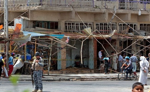 Early-morning bombings in Iraq kill at least 15, wound dozens