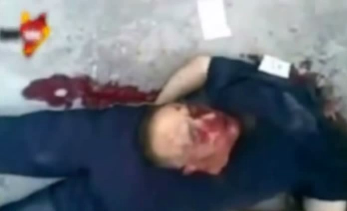 Syrian rebels beheaded Christian, fed his body to dogs