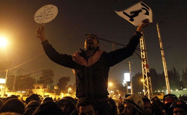 Egypt's opposition formally refuses dialogue with Mursi
