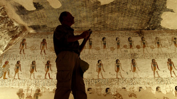 Archeologists in Egypt unearth 3000-year-old tombs