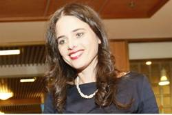 MK Shaked: They're Terrorists, Not 'Prisoners'