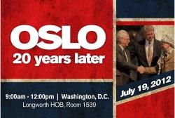 Twenty Years of Oslo, A Summary