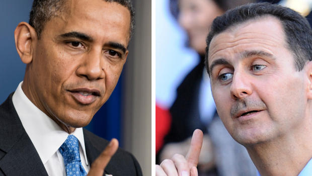 Obama to Assad: It's Labor Day Weekend