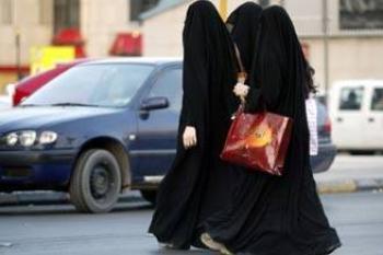 Saudi Woman Drives Car Despite Ban