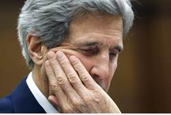 Kerry Has Failed, But Will We Move On?