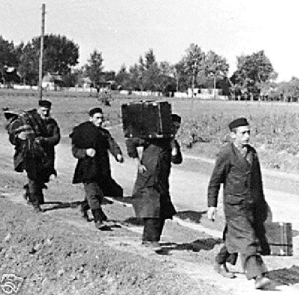 Will Jews Flee Like the Serbs did from Sarajevo?