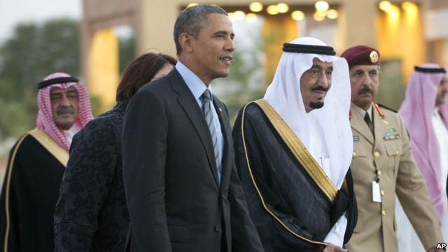Obama's Kiss of Death to Saudi Arabia
