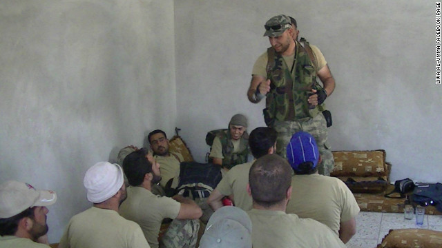 Syrian Terrorists, Product of Europe's Multiculturalism
