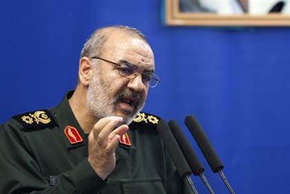 Iranian commander: Ground is ready to destroy 'Zionist regime'
