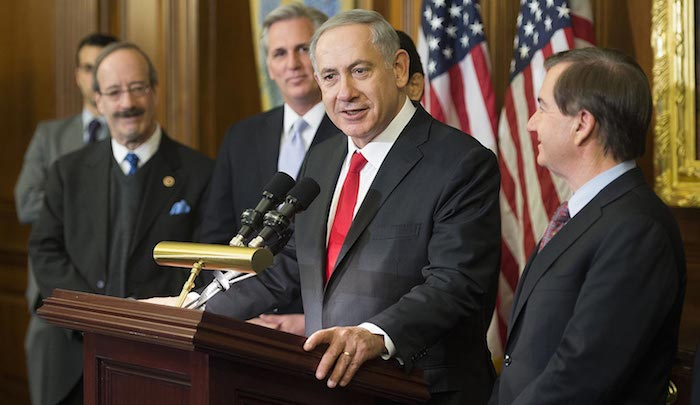 We Must All Stand with Netanyahu