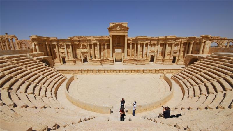 UNESCO: Palmyra Destruction 'Enormous Loss to Humanity'