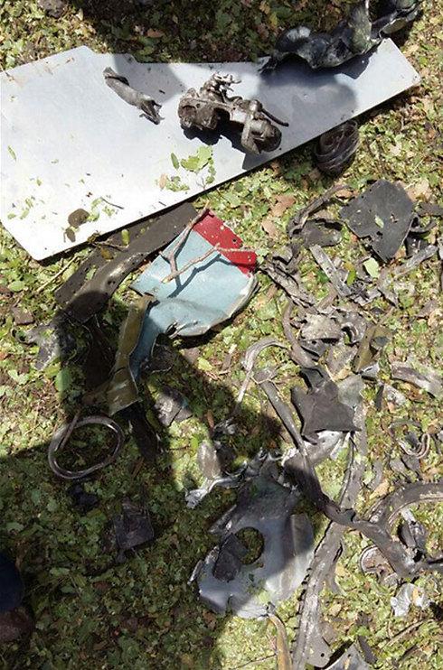 Israeli Airstrike Destroys Crashed Drone in Lebanon