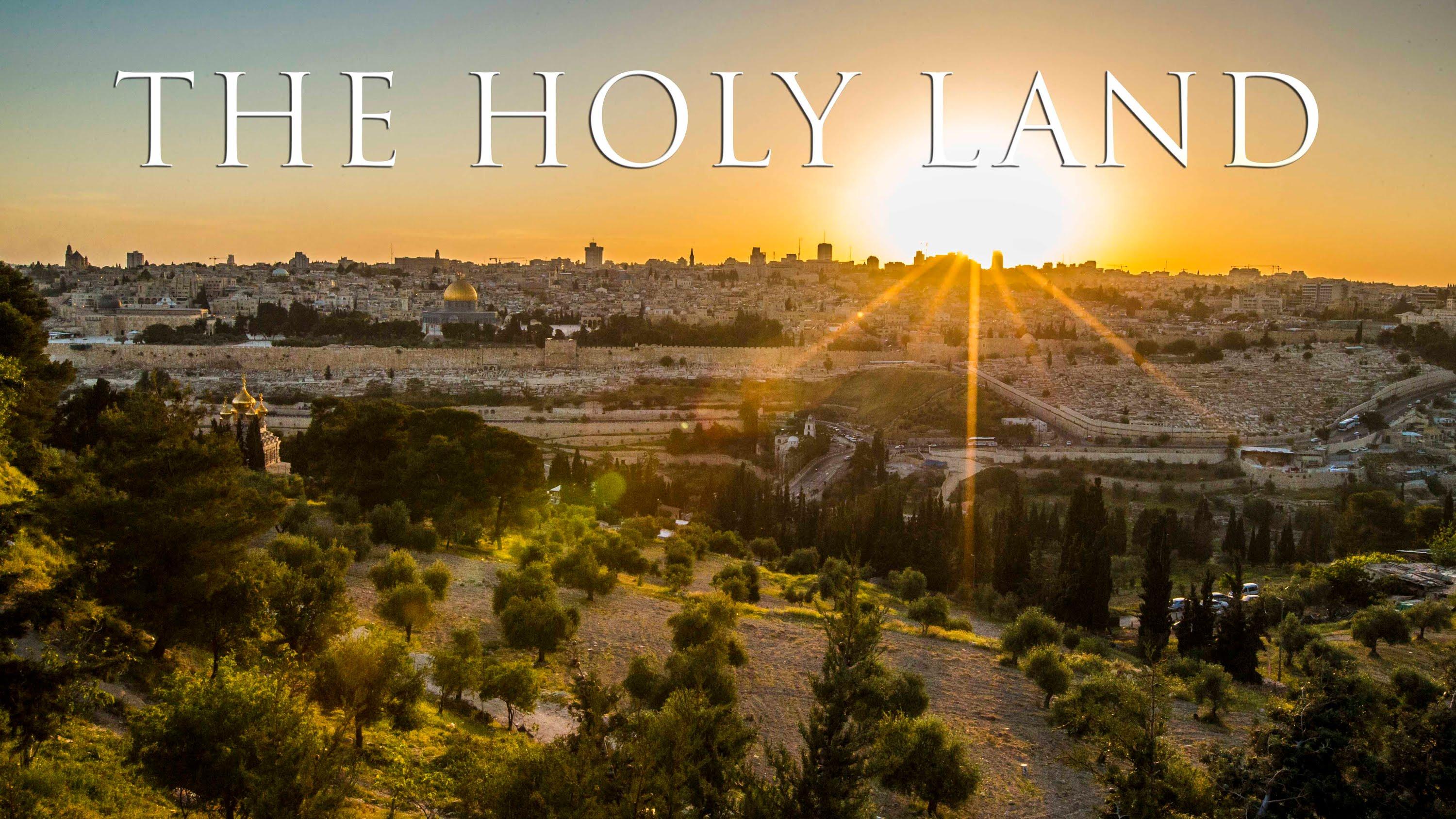 8 Days / 7 Nights -Tour of the Holy Land