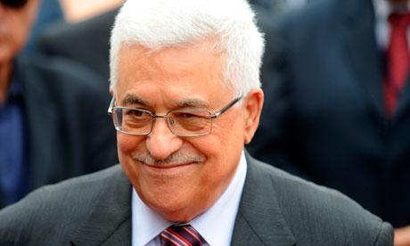 Abbas: Israel is committing mass-murder