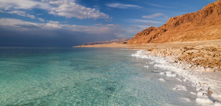 17 bids for Red Sea-Dead Sea canal project
