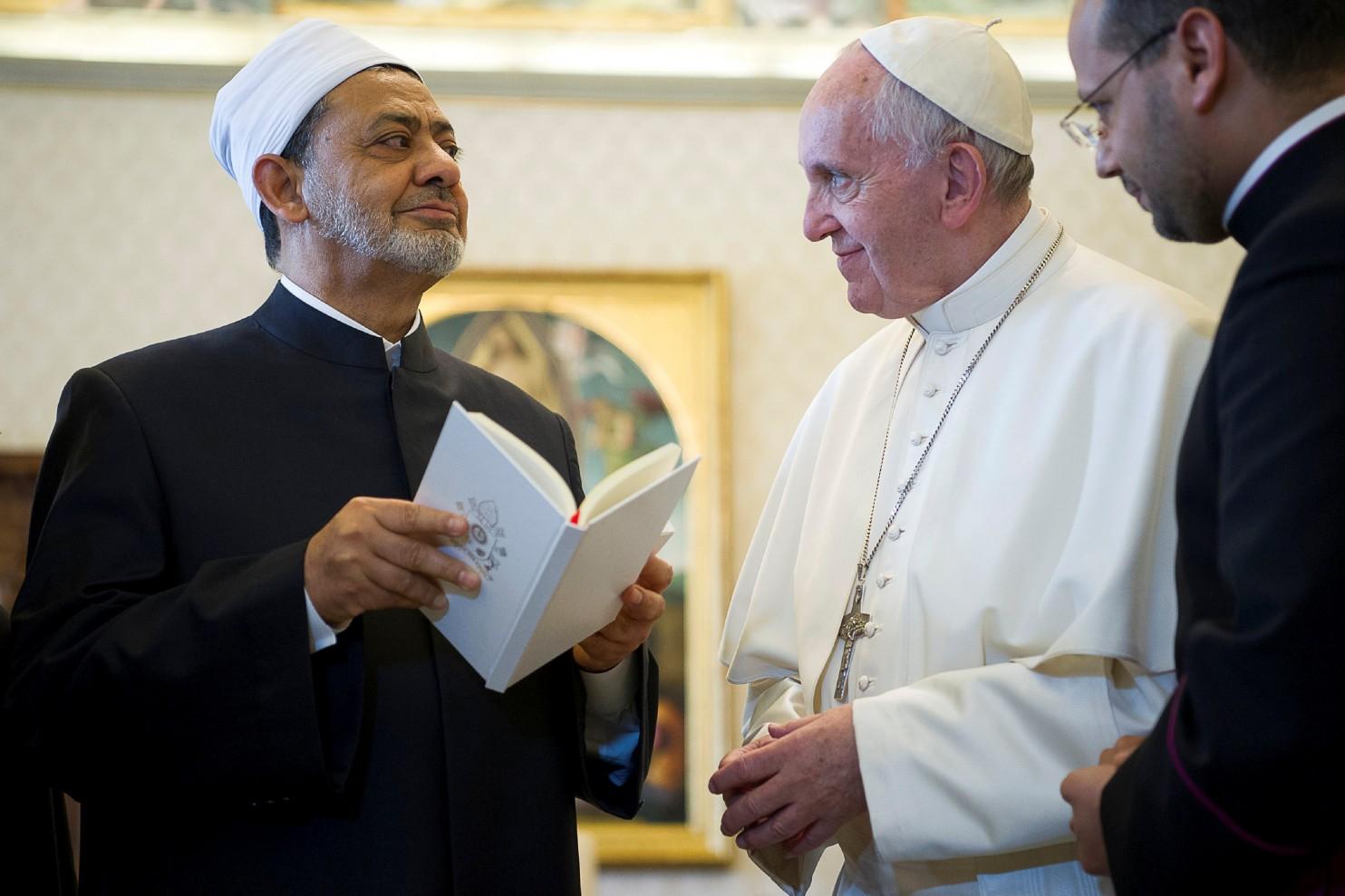 Vatican ecumenism forsakes Egypt's Christian minorities