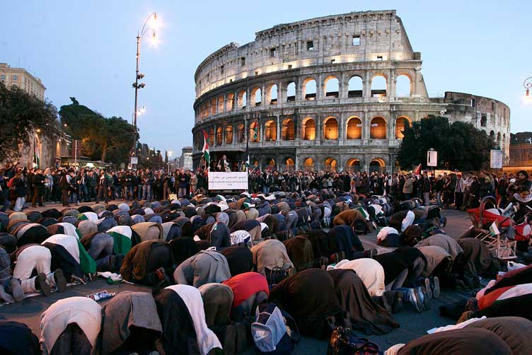 Italy is capitulating to Islamic autocrats