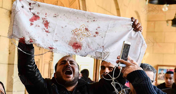 Jihadists strike again, 25 Copts die in Cairo church bombing:  Voice of the Copts urges reforms