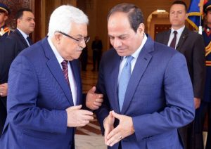 Abbas and Sisi, the starling and the raven