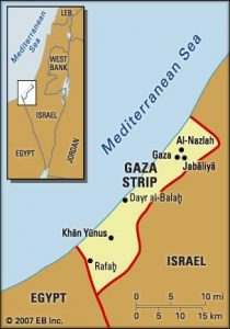 PA admits: Gaza now an independent entity