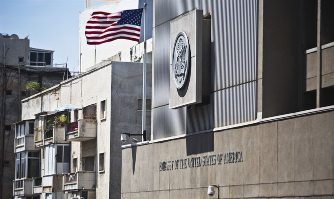 Report: Embassy won't move to Jerusalem right away