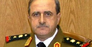 Syrian Defense Minister Ali Habib