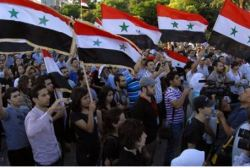 Why are Muslim leaders not condemning violence in Syria?
