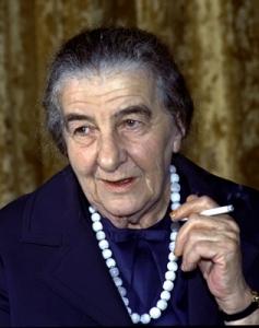 Why Golda Meir was right