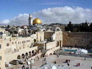 Jerusalem: Capital of 'Palestine'?