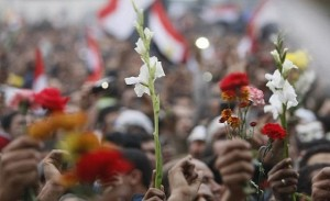 Egyptians return to Tahrir Square to press military rulers in new protest