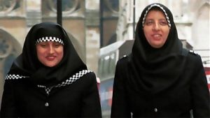 The Islamization of British Police