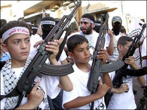 Child Abuse as Public Policy in the Palestinian Authority