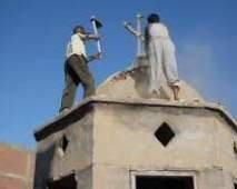 """Egypt Destroying Churches, One at a Time Muslim Brotherhood: """"No More Churches"""""""