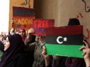 Qaddafi's Daughter Starts Trouble from Algeria