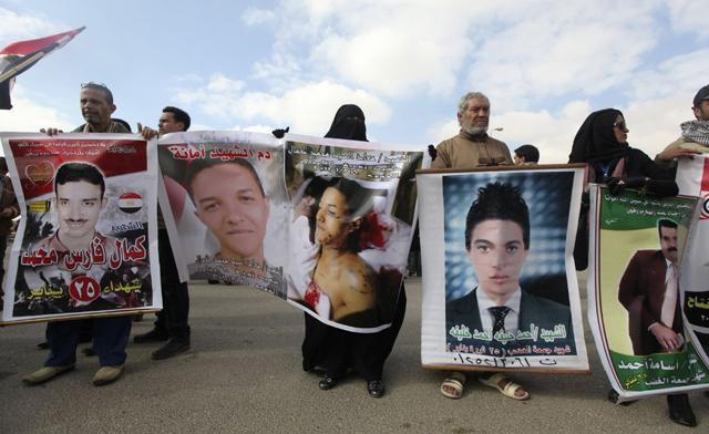 Egypt's democracy activists fear wider clampdown