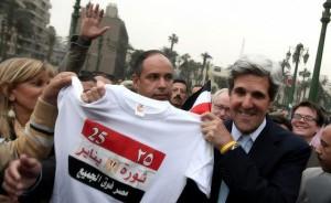 Kerry Courts the Muslim Brotherhood
