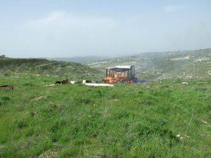 Arabs Torch Home in Havat Gilad, Killing Dog