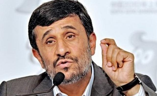 Ahmadinejad Appoints Himself Miss Manners for West