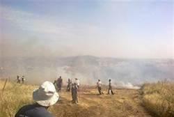 Arson near Yitzhar - file