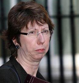 An open letter to High Representative Catherine Ashton