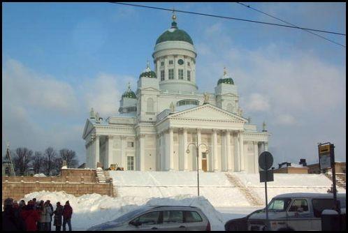Finland's Iranian Mega-Mosque
